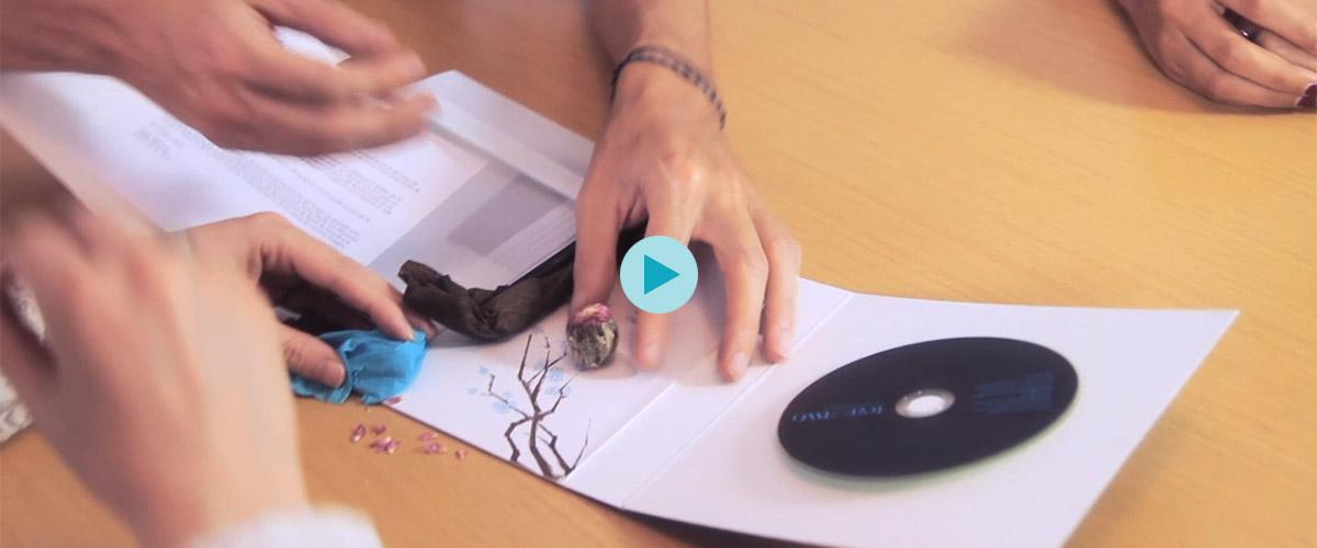 Video de celebración de nuestro décimo aniversario. Tea for two - estudio de diseño gráfico.