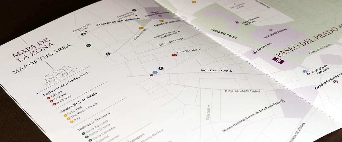 Diseño de catálogos para la inmobiliaria de lujo Knight Frank. Tea for two - estudio de diseño gráfico.