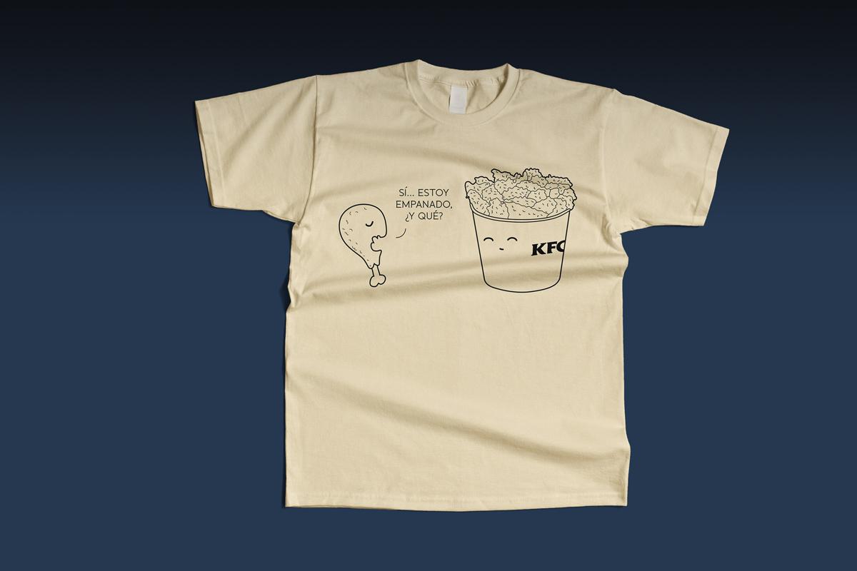 Tshirt-design-kfc-2